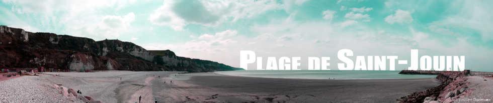"""Série photos """"Panoramic Places"""" by Emilien Dodeman."""