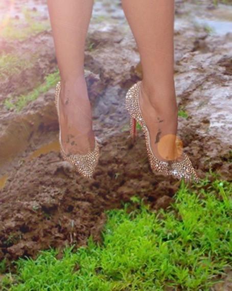 Mud On My Stilettos