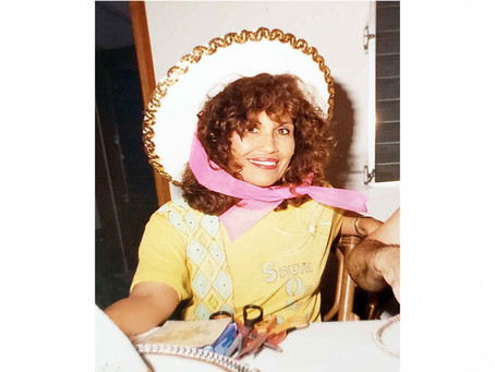 SCDF: Diane Velasquez was a Carnival legend, a giant