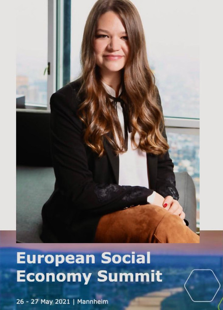 Psychonomics For Wellbeing At The European Social Innovation Summit 2021!