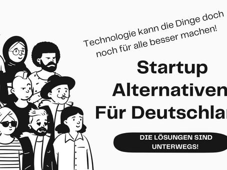 Startup Alternatives For Germany