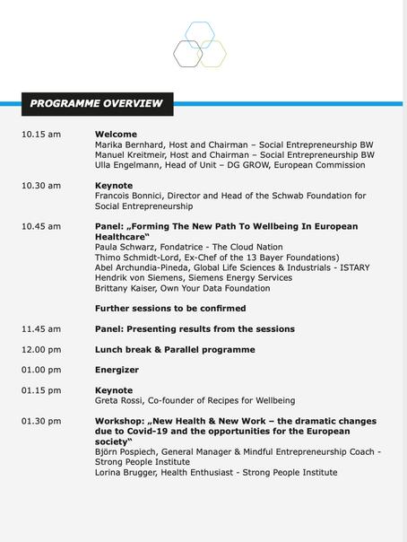 European Social Economy Summit: December Summit