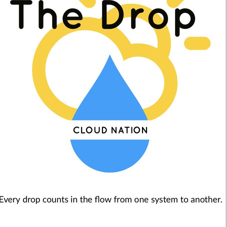 """The Vision For The Datanomic-Exchange Cryptocurrency """"The Drop"""""""