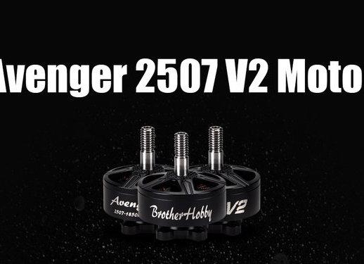 Avenger 2507 v2 1500kv