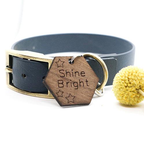 Shine Bright - Dog Tag
