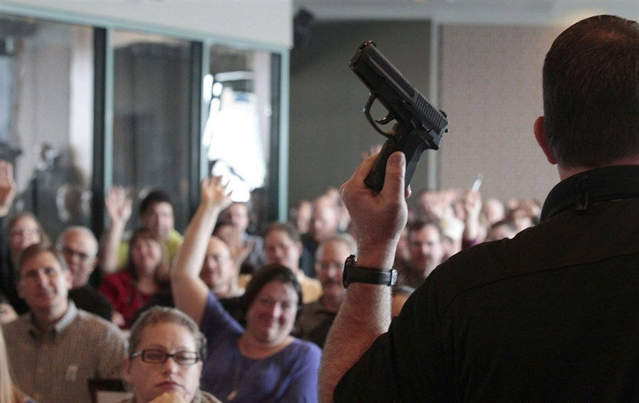 Utah Concealed Carry Permit Course