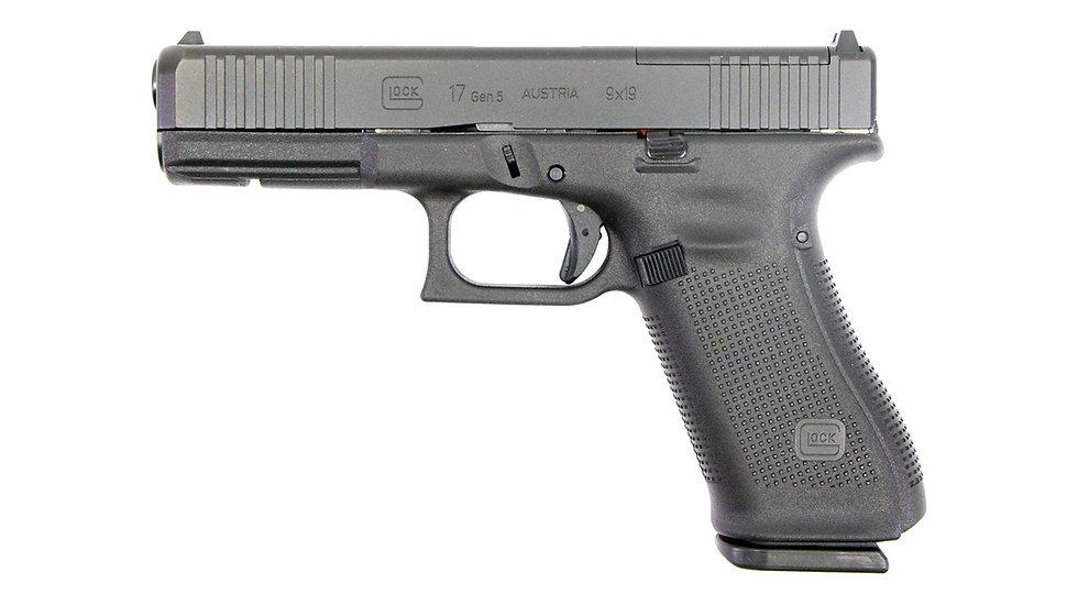 Glock G17 Gen. 5 MOS