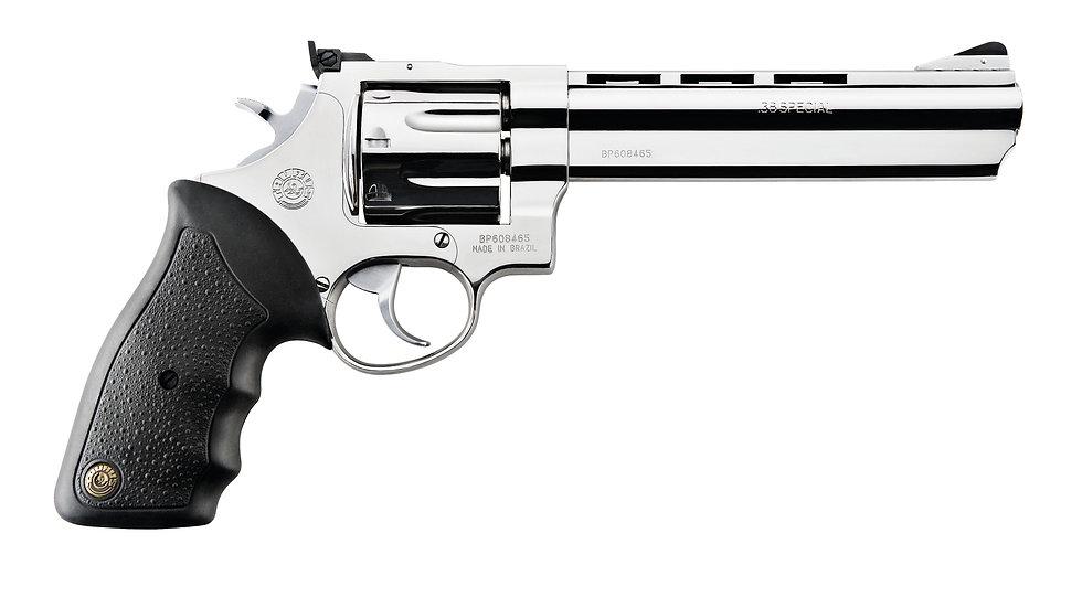 """Taurus 838 Inox 6.5"""""""