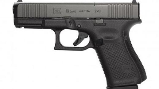Glock G19 Gen. 5 MOS