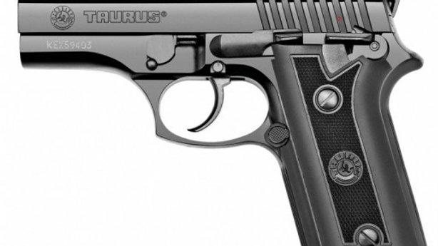 Taurus PT 938 Oxidada