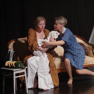 Vera Sheloga - Vera ja Nadezhda, Tuuli-Elina Kilpelä ja Marle Himberg