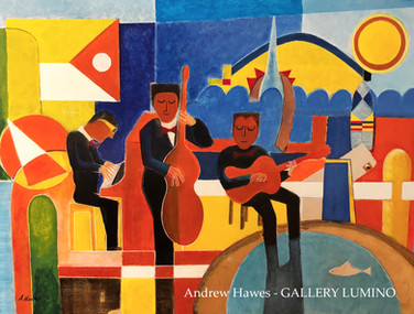 """Poetry of Summer Jazz"""