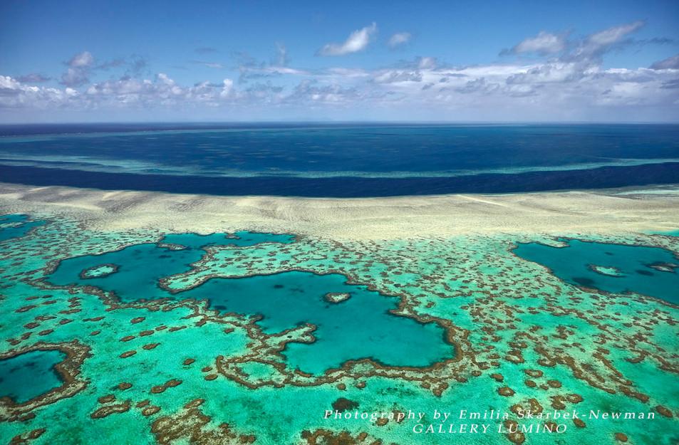 Heart Reef, Queensland