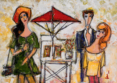 """""""Familiy Shopping"""" sold"""