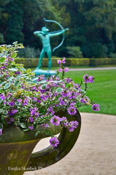 """""""Archer Statue in Sanssouci Park"""""""