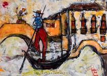"""""""Bye Bye Gondolier"""" sold"""