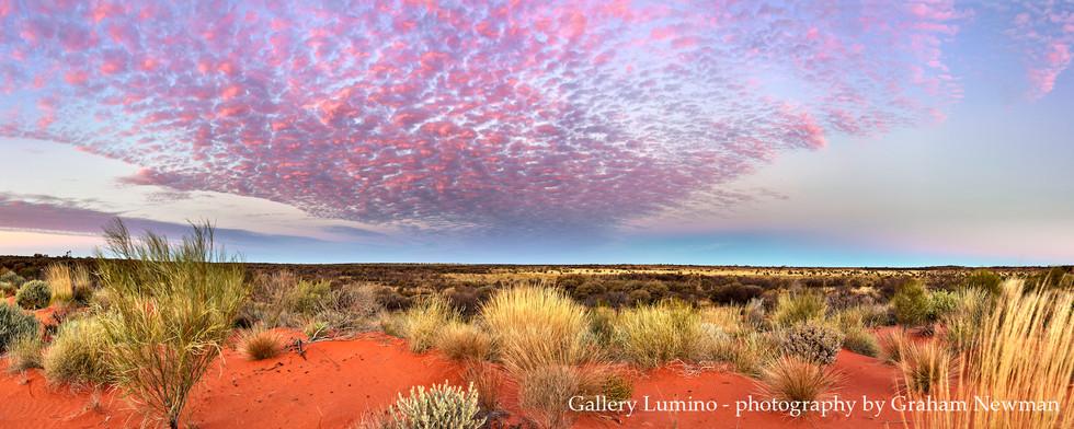 Victoria Desert Sunset (Northern Territory, Australia)
