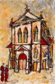 """Venetian Church"" sold"