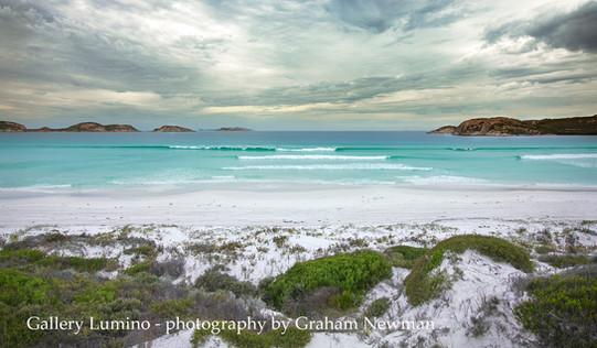 Lone Surfer (Western Australia)