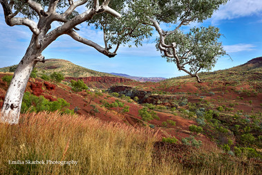 Colours of Pilbara (Western Australia)