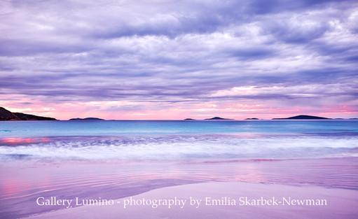 Pink Sunset (Western Australia)