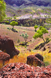 Colours of Pilbara 2 (Western Australia)