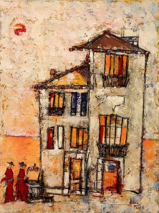 """Priests in Venice"" sold"