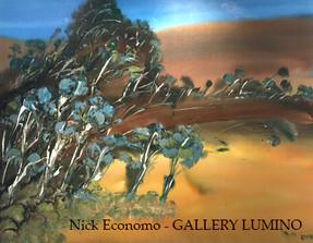 """""""Ghost Gumtree Landscape"""""""