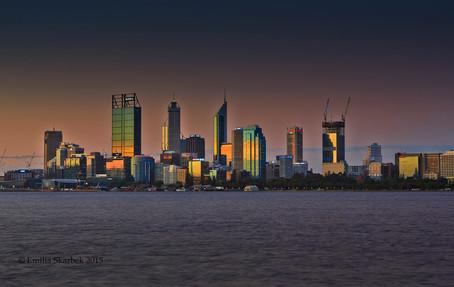 Perth Sunset (Western Australia)
