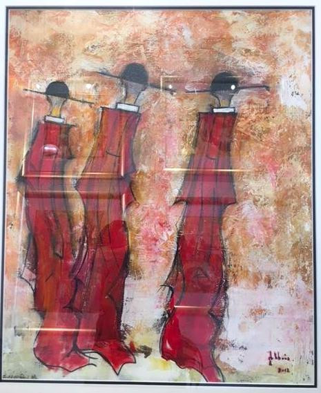 """Three Priests"" sold"