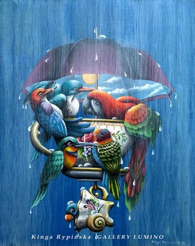 """Sunny Umbrella"""