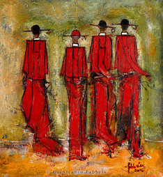"""""""One Cardinal and Three Priests"""" sold"""