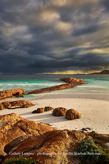 Lucky Bay Sunset (Western Australia)