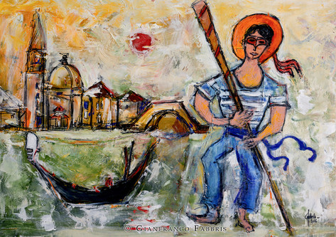 """""""Gondolier"""" available"""