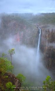 Wallaman Fall into Cloud, Queensland