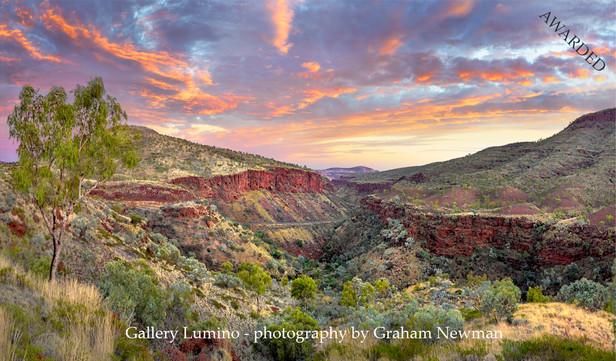 Munjina Gorge (Pilbara, Western Australia)