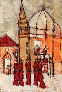 """Religious Procession"""