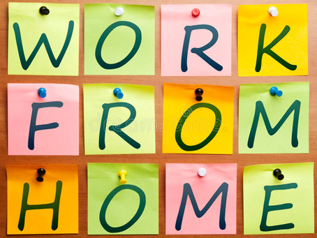 COVID-19 Week #1 Work From Home
