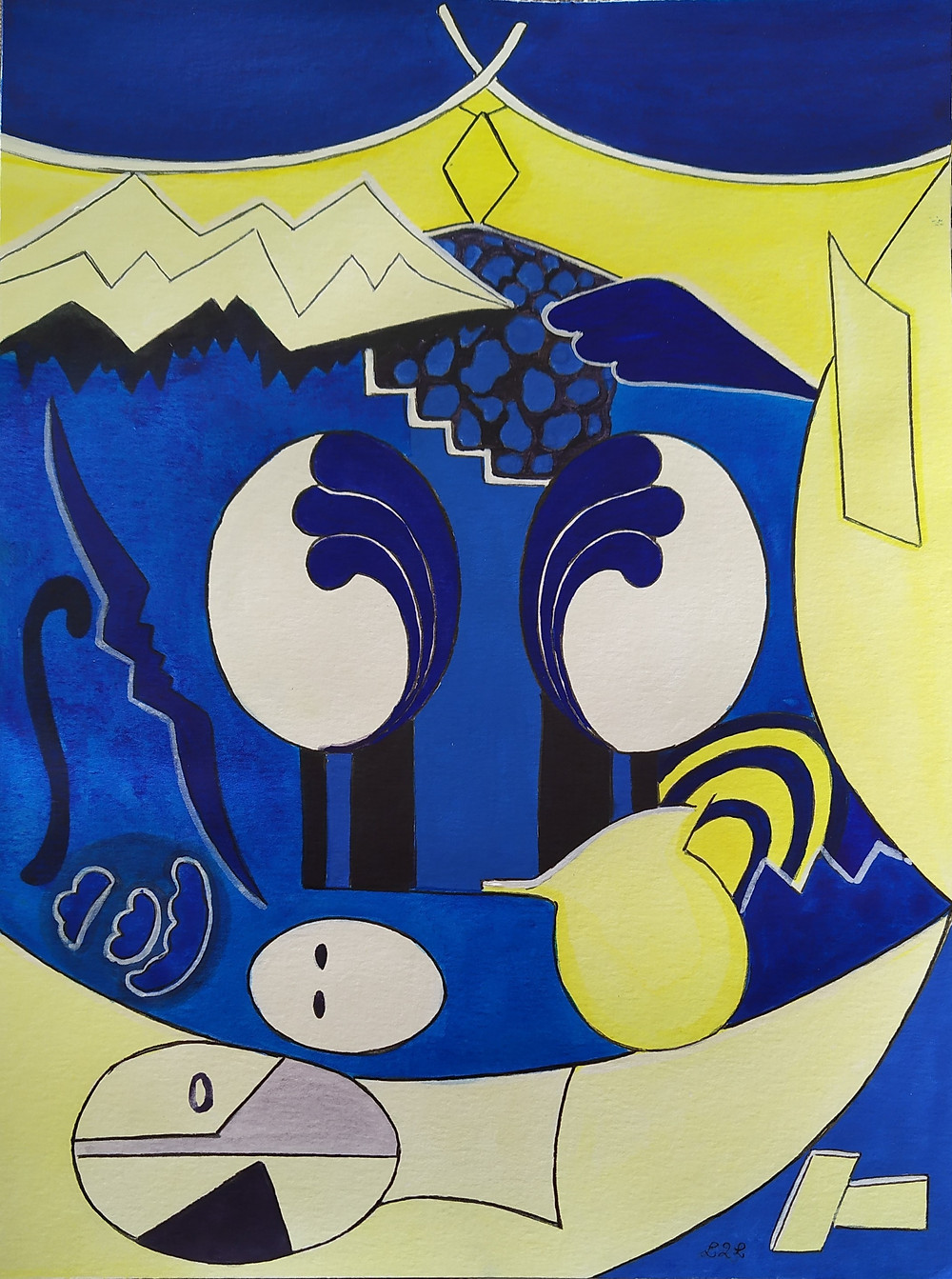 couleur âme chevaux planète indigo