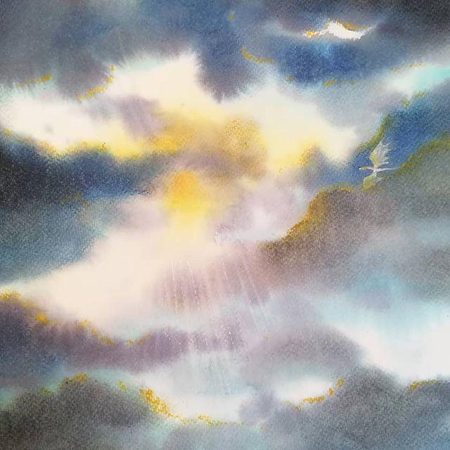 dragon atelier creature conte planète indigo