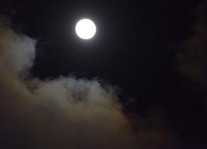 31.10.20 Samhain et pleine lune d'octobre