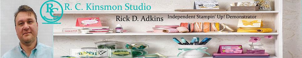 Stampin' Up! | AL | Rick Adkins Independent Stampin Up