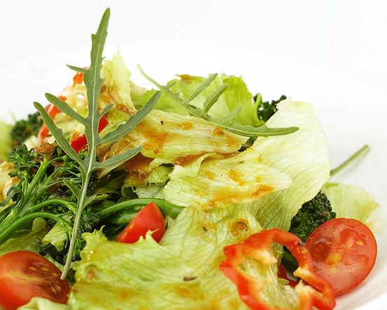 セルバチコのサラダ
