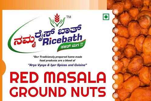RED MASALA GOUND NUTS