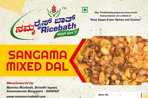 SANGAMA-MIXED DAL