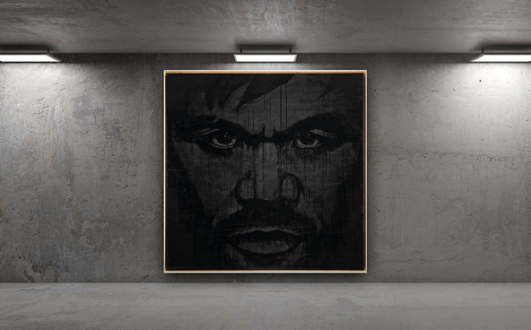 Manny (Stare down)
