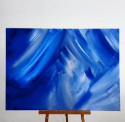 Premier bleu