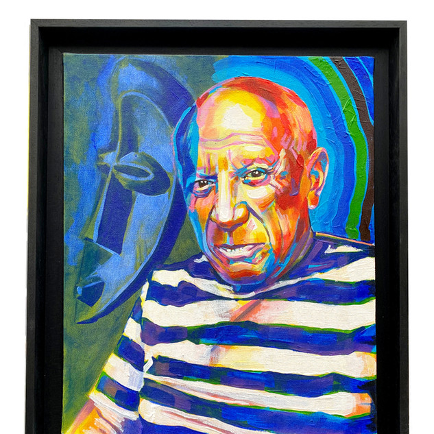 Pablo Picasso and African art # 1