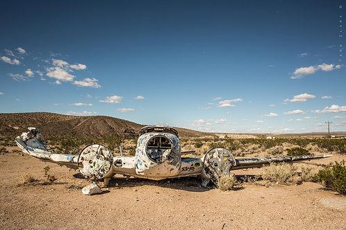 Abandon - avion