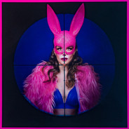 Chasse au lapin (Louise)